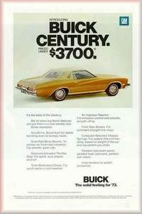 Old Buick Ads
