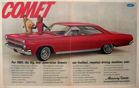 1960 Ford Falcon 2 Door Sedan Ad