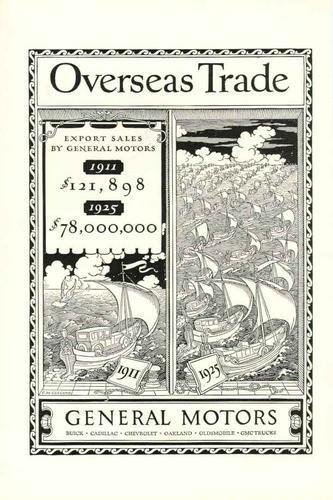 1926 General Motors Ad