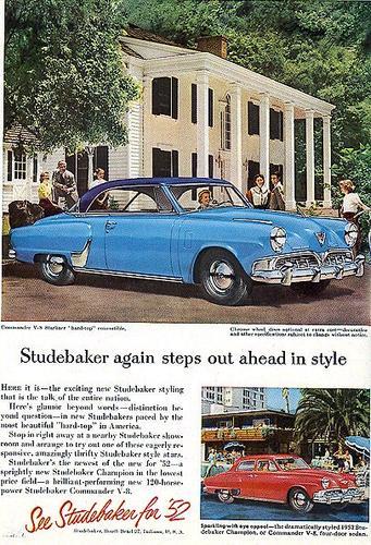 1952 Studebaker Commander 2